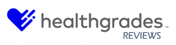 Healthgrades reviews logo